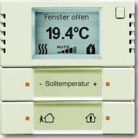 Busch-Jaeger Temperaturregler Heiz-/Kühlbetrieb KNX chalet-weiß