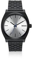 Nixon The Time Teller schwarz/silber (A045-180)