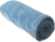 Summit Outdoor Tek Towel Small pacific blue (40 x 80 cm)