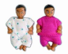 Lundby Smâland 2 Babies