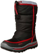 Geox Jr Overland ABX (J5440B) black/dark red