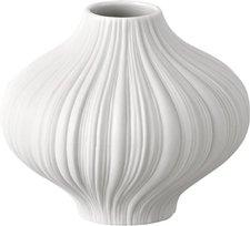 Rosenthal Plissee weiß matt (8cm)