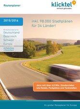 klickTel Routenplaner 2015/2016
