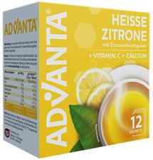TSI Advanta Heisse Zitrone Calcium Pulver (12 x 12 g)