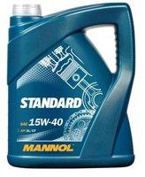 Mannol Standard 15W-40 (5 l)