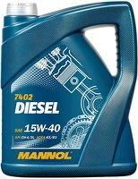 Mannol Diesel 15W-40 (5 l)