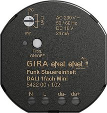 Gira Funk-Steuereinheit 542200