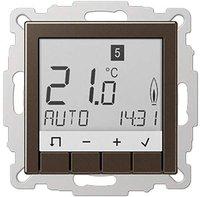 Jung Raumtemperaturregler mocca TR U DA 231 MO