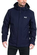 Jack Wolfskin Stromboli O2 + 3in1 JKT M Evening Blue