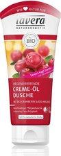 Lavera Creme-Öl Dusche Bio-Cranberry & Bio-Arganöl (200ml)