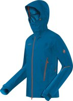 Mammut Nordwand Pro HS Hooded Jacket Men cyan-dark cyan