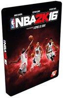NBA 2K16: Metalcase Edition (PS4)