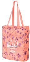 Herschel Packable Travel Tote ruby burnt coral