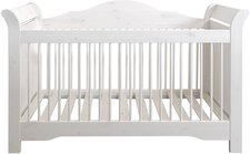 Steens Furniture Ltd Babybett Lotta 607 white wash
