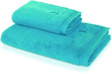 Möve Superwuschel Seiftuch turquoise (30 x 30 cm)