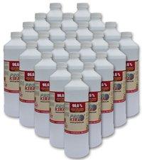 ProKira Brennpaste 96,6% Ethanol 24 x 1 Liter