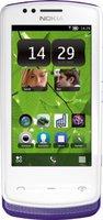 Nokia 700 Weiß Lila ohne Vertrag