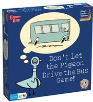 Don´t Let the Pigeon Drive the Bus Game!