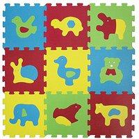 Ludi Puzzlematte Tiere