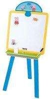 Smoby Peppa Pig Mal- und Kreativtafel aus Kunststoff