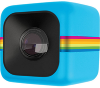 Polaroid Cube+ blau