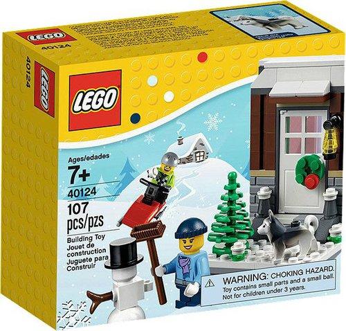 LEGO Winterspaß (40124)