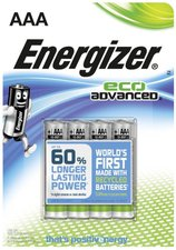 Energizer Eco Advanced AAA Micro Batterie (4 St.)