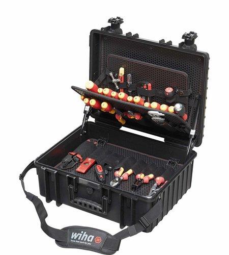 Wiha Werkzeugsortiment Elektriker Competence XL 80 tlg. (9300702)