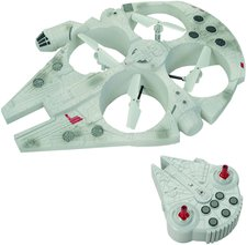 Preziosi Star-Wars - Millenium Falcon FC Flying Drone