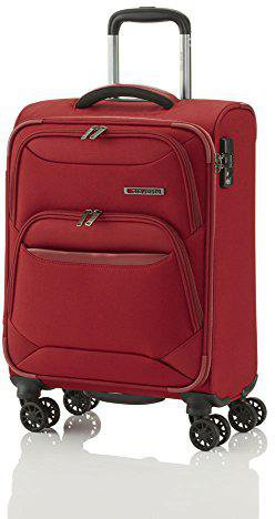 Travelite Kendolite Spinner 56 cm red