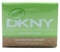 DKNY Be Delicious Delights Cool Swirl Eau De Parfum (50ml)