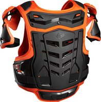 Foxracing Raptor Vest orange