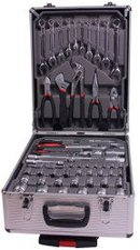 El Fuego Werkzeugkoffer 186-teilig (AY 359)