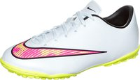 Nike JR Mercurial Victory V TF white/lime/pink