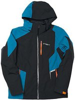 Spyder Chambers Jacket Black/Concept Blue