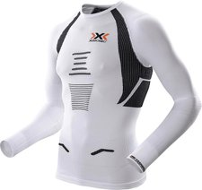 X-Bionic The Trick Running Shirt Long Sleeves Men white