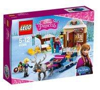 LEGO Disney Princess - Annas und Kristoffs Schlittenabenteuer (41066)
