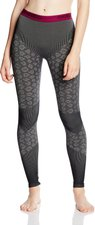 Odlo Blackcomb Evolution Warm Pants Women concrete grey / black / magenta purple