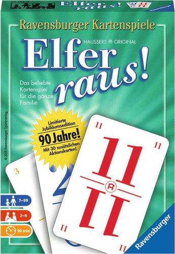 Ravensburger Elfer raus! Jubiläums-Ausgabe