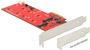 DeLock PCIe M.2 Adapter (89388)