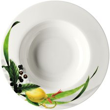Rosenthal Brillance Les Fruits du Jardin Suppenteller 23 cm