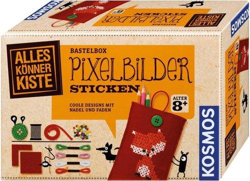 Kosmos Alleskönner-Kiste Pixelbilder sticken