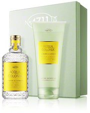 4711 Acqua Cologne Lemon Ginger (EdC 170ml + SG 200ml)