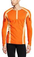 Gore Air Shirt lang orange