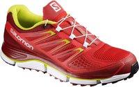 Salomon X-Wind Pro bright red/flea/gecko green