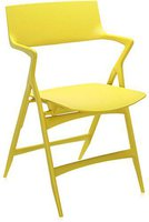 Kartell Dolly Stuhl (4864) sattes gelb