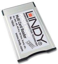 Lindy PCMCIA Multi-Card Reader