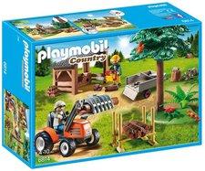 Playmobil Country Holzfäller mit Traktor (6814)