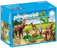 Playmobil Country Hirsch mit Rehfamilie (6817)