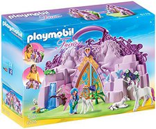 Playmobil Fairies Einhornköfferchen Feenland (6179)